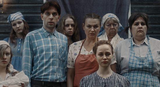 Kyrsyä – Tuftland Film Still